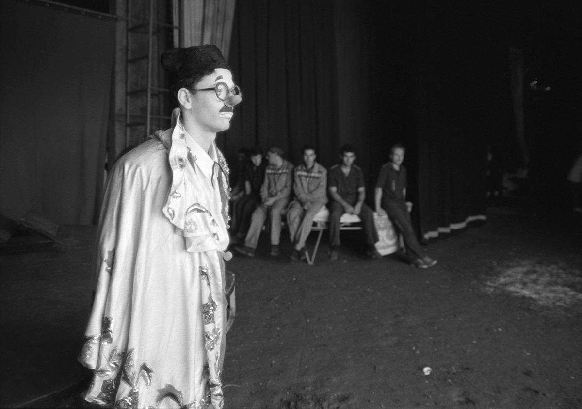 American Circus in Haarlem