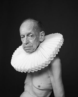 The Dutch / Finalist of the LensCulture Portrait Award 2016 / Part of the Frans Hals Museum collection, Haarlem