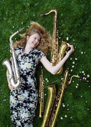 Hester Cnossen, Saxophonist