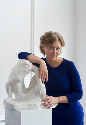 Vera Khorikova, Gallery Owner / New Place Art Gallery ('s-Hertogenbosch)
