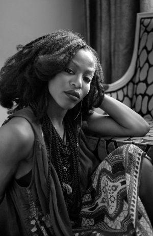 Taiye Selasi, Writer / Ambassade Hotel (Amsterdam) / VPRO Magazine