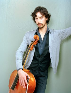 Detmar Leertouwer, cellist / Beelitz Heilstätten (Berlin/Germany)
