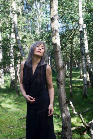 Tomoko Mukaiyama, Pianist / Hair & Make-up: Annemarie Schipperijn