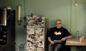 Nico Dijkshoorn, Writer & Musician / Melkweg (Amsterdam) / VPRO Magazine