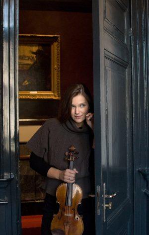 Janine Jansen, Violist / Koninklijk Concertgebouw (Amsterdam) / Cover VPRO Magazine