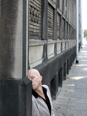 Wilfried de Jong, Journalist & TV presentator / Cover VPRO Magazine